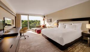 Hilton Munich Room