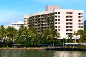 Hilton Cairns Exterior Hotel