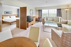 Hilton Dublin Airport Suite