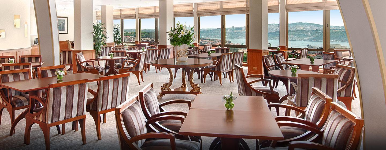 Hilton Istanbul Turkey Executive Lounge Floor