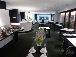 Hilton Madrid Airport Executive Lounge