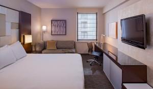 Hilton San Francisco Union Square King Guest room