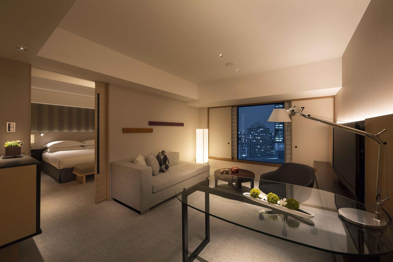Hilton Tokyo Shinjuku King Suite