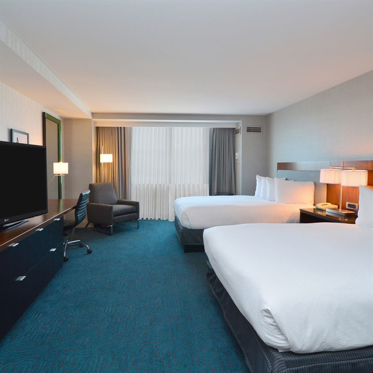 Doubletree Hilton Newark Fremont Silicon Valley King Suite