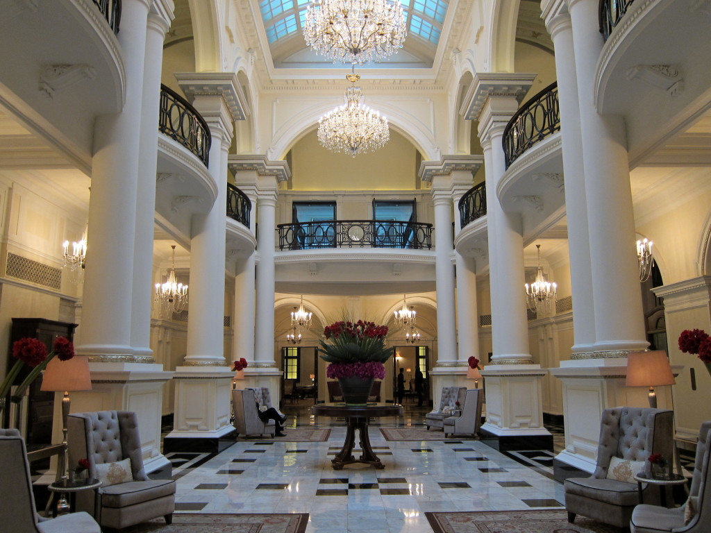 Waldorf Astoria Hotel Shanghai China